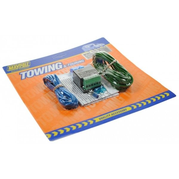 Dual Charge Relay Kit Display Pack