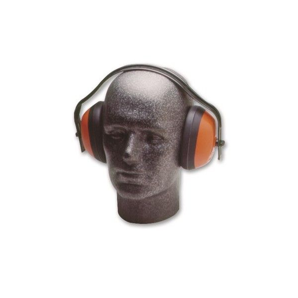 Ear Defenders Orange