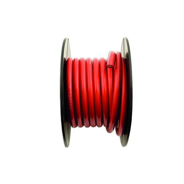 Battery Cable Medium Duty Red 3150.40 X 10M
