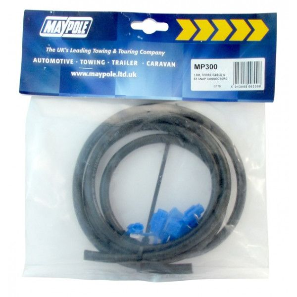 7 Core Cable With Connectors