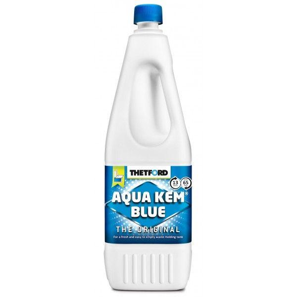 Aqua Kem Blue Toilet Fluid 2 Litre