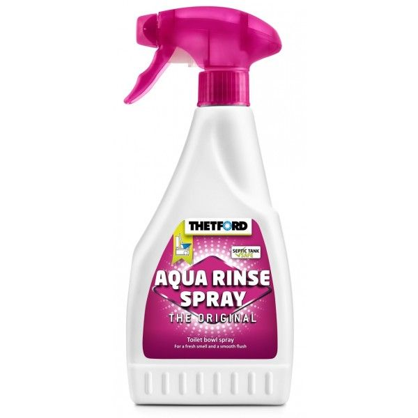 Aqua Rinse Spray 500Ml Trigger