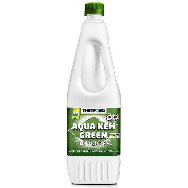 Aqua Kem Green Toilet Fluid 1.5 Litre