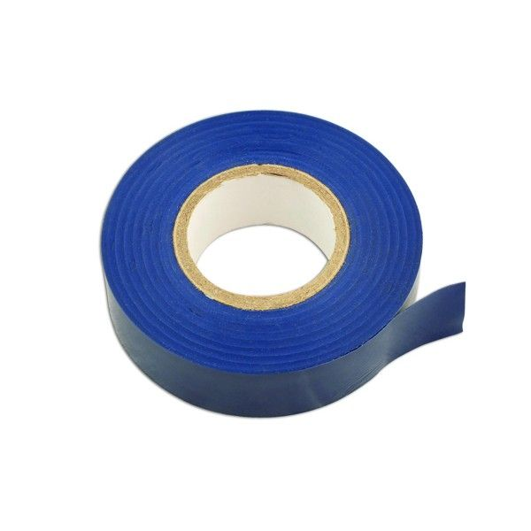 Pvc Insulation Tape Blue 19Mm X 20M Pack Of 10