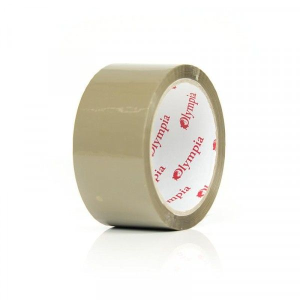 Parcel Tape Brown 50Mm X 66M Pack Of 36
