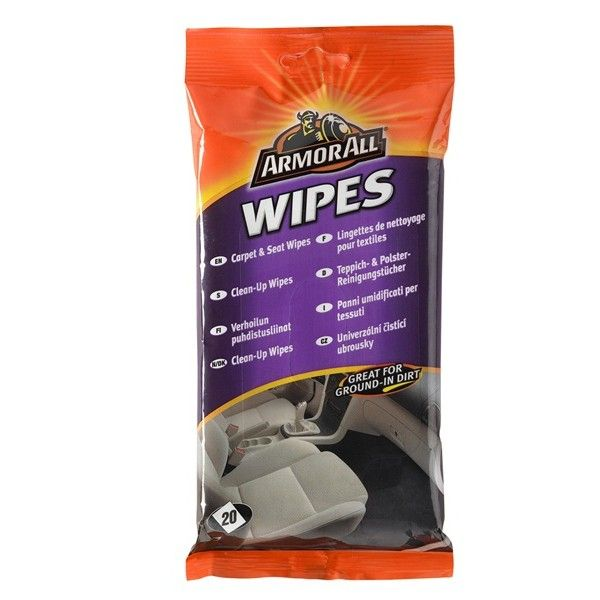 Clean Up Wipes Pack Of 20