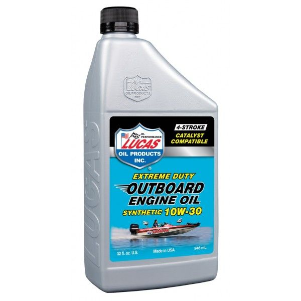 10W30 Fully Synthetic Outboard Engine Oil 946Ml