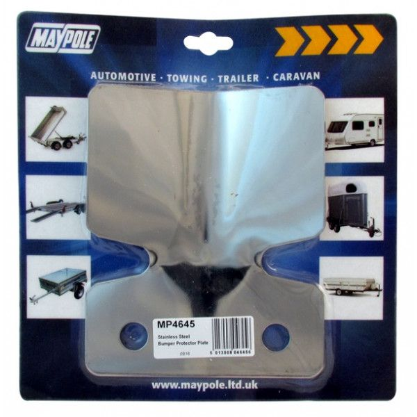 Bumper Protector Stainless Steel