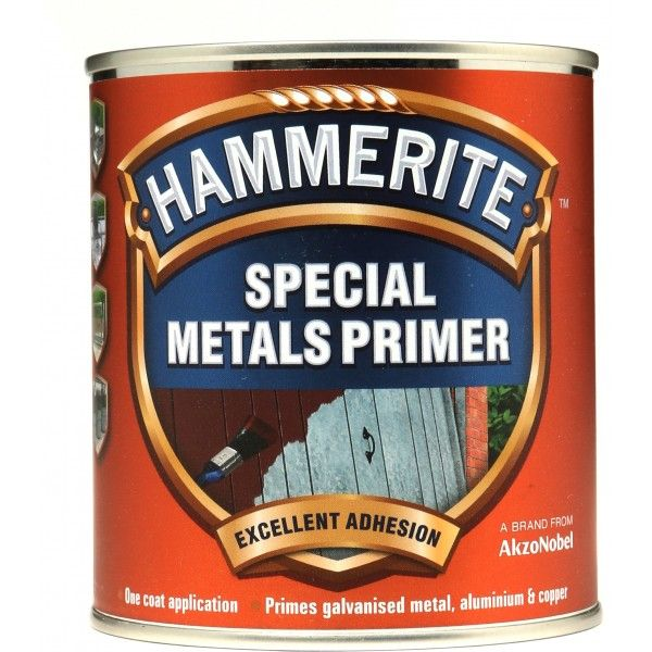Special Metals Primer Red 500Ml