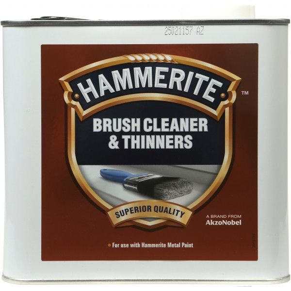 Brush Cleaner Thinners 2.5 Litre