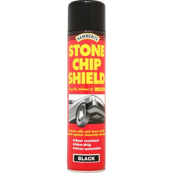 Stonechip Shield Black 600Ml