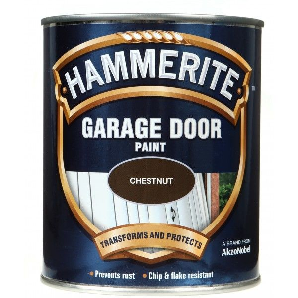 Garage Door Paint Chestnut 750Ml