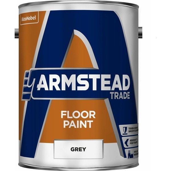 Floor Paint Grey 5 Litre