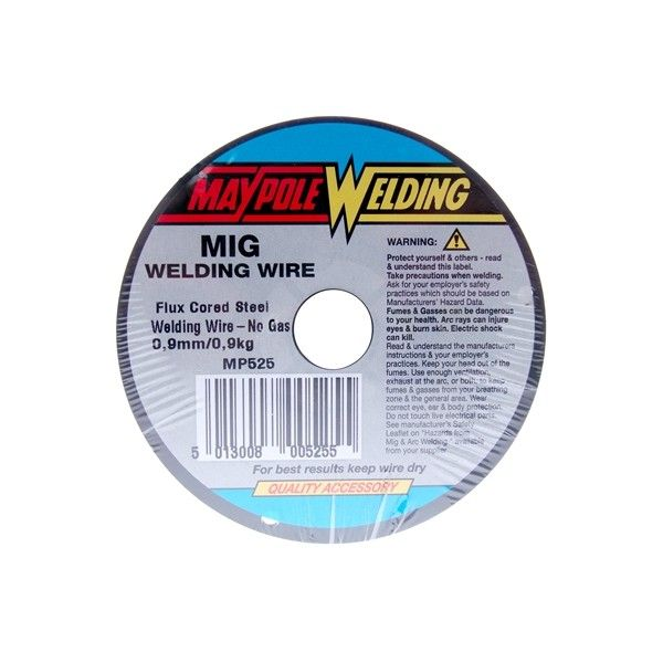 Flux Cored Mig Wire 0.9Mm 0.9Kg