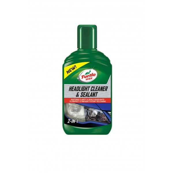 Turtle Wax Headlight Restorer Liquid 300Ml