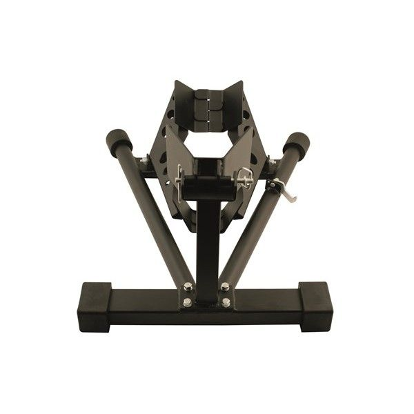 Motorcycle Stand And Wheel Chock