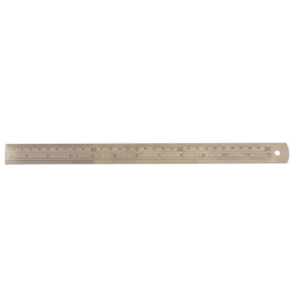 Steel Ruler 300Mm