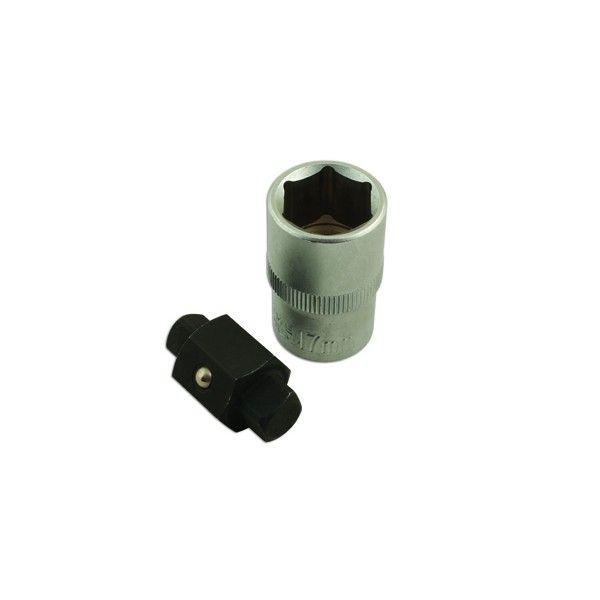 Drain Plug Key 810Mm Square