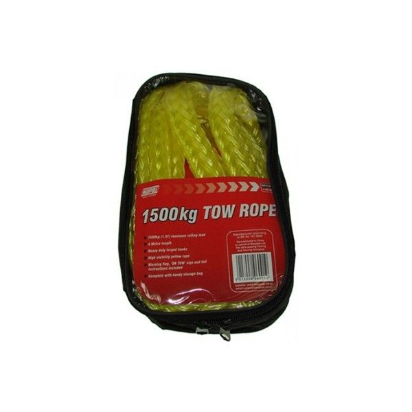 Tow Rope 4M X 1500Kg