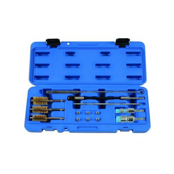 Diesel Injector Seat Cleaner Set 14 Piece