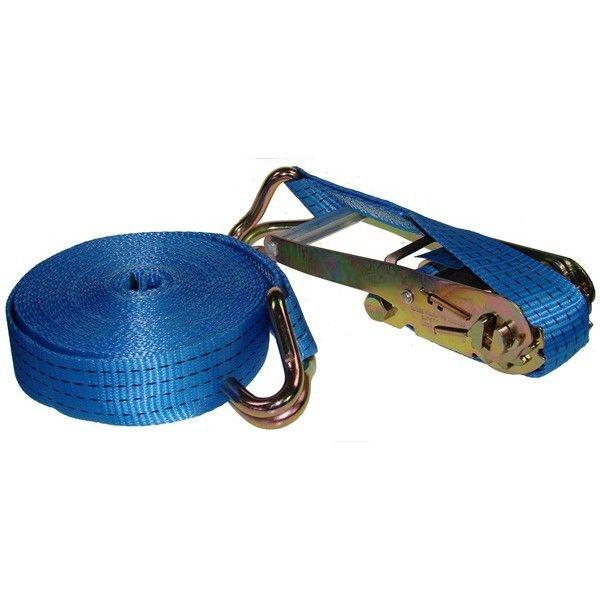 Ratchet Tie Down Strap Hooks 10M X 50Mm
