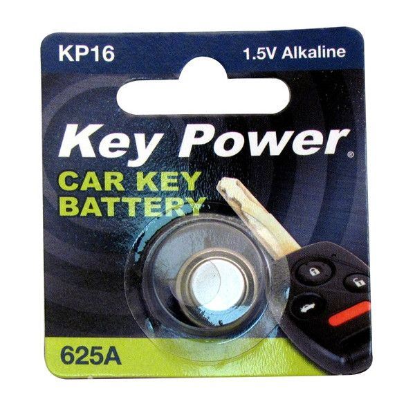Coin Cell Battery 625A Alkaline 1.5V
