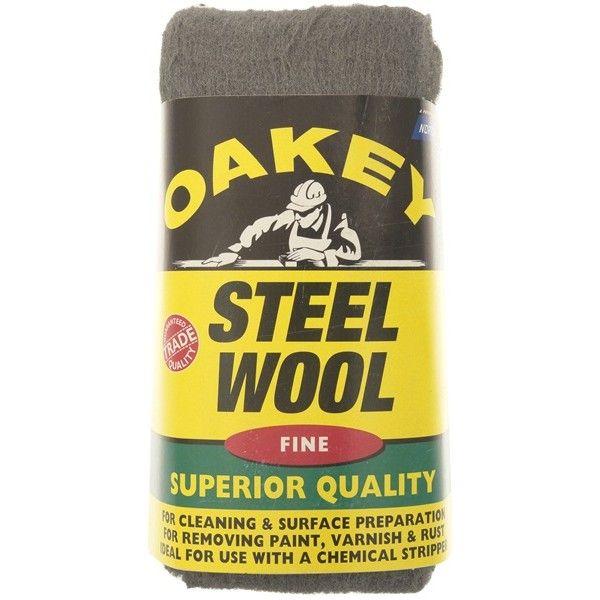 Steel Wool Fine 200G