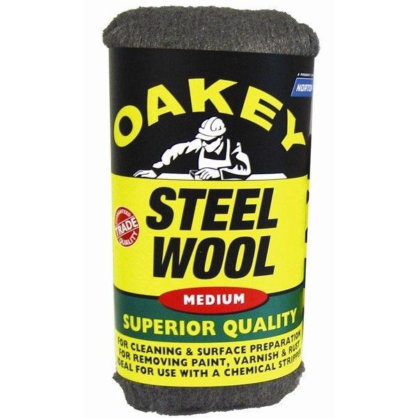 Steel Wool Medium 200G