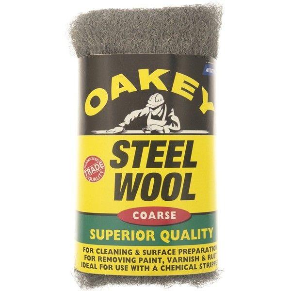 Steel Wool Coarse 200G