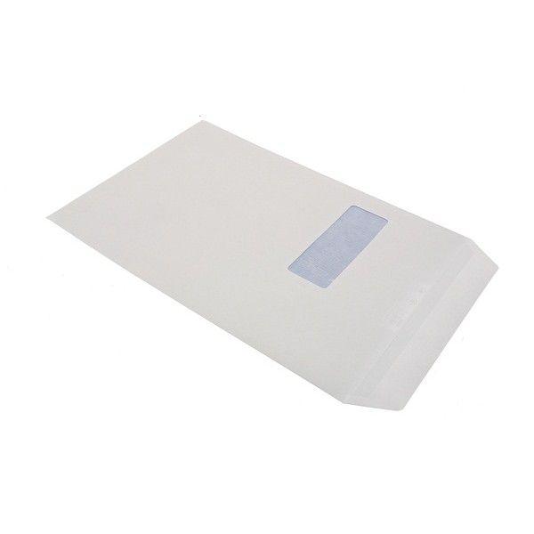 C4 Envelopes White Window Pack Of 250