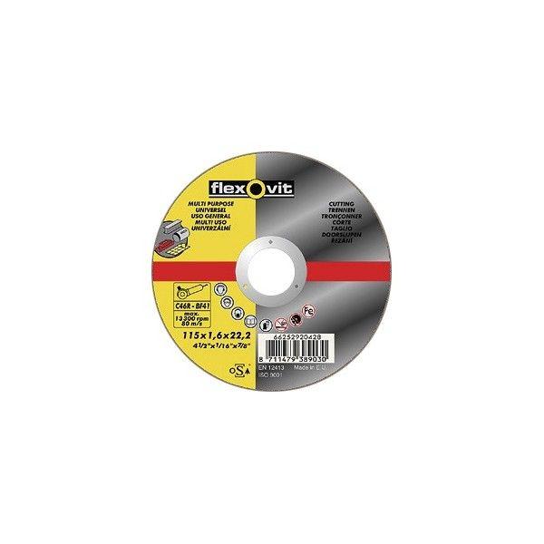 Cutting Disc 115Mm X 1.0Mm