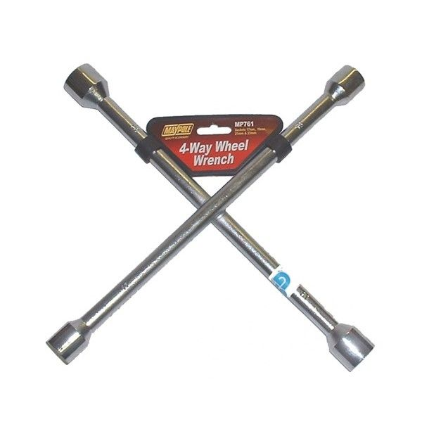 4 Way Wheel Wrench