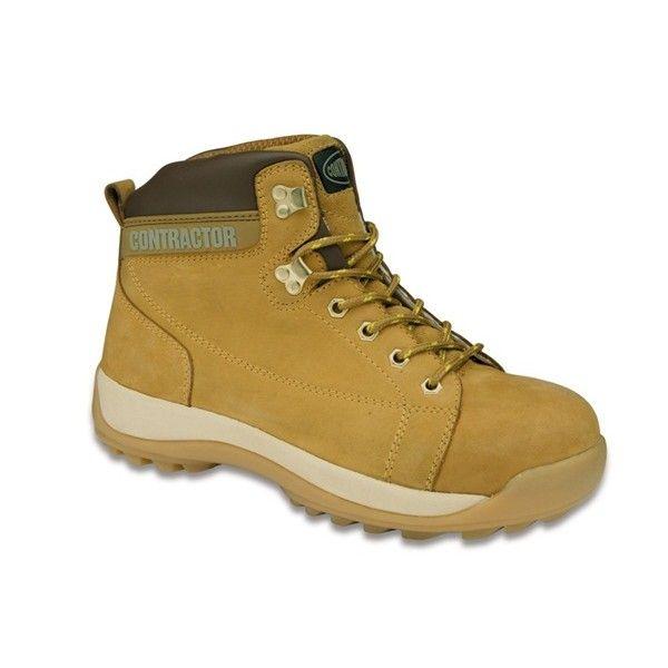 Hiker Boots Honey Uk 9