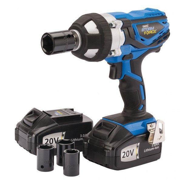 Cordless Impact Wrench 20V
