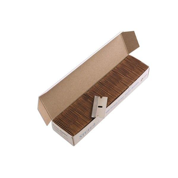 Razor Blades Box Of 100