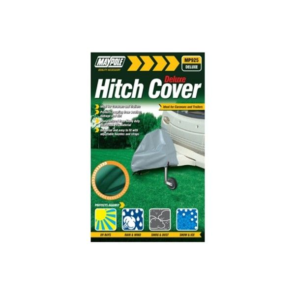 Hitch Cover Green