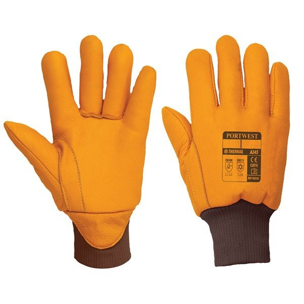 Antarctica Thinsulate Gloves Tan Large