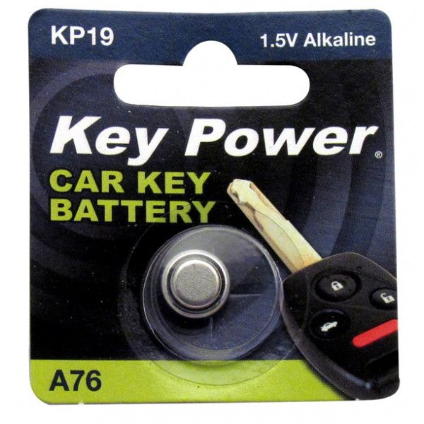 Coin Cell Battery A76 Alkaline 1.5V