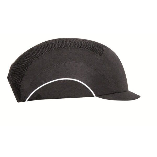 Hardcap A1 With Micro Peak 3Cm Black