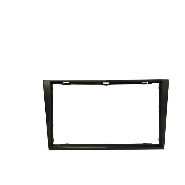 Fascia Panel Vauxhall Piano Black Double Din