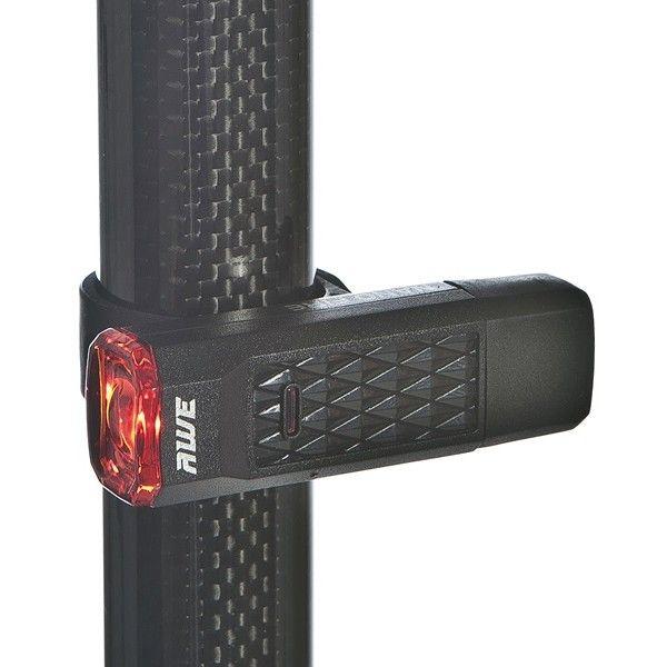 Nano Fire Led Rear Cycle Light Black 12 Lumen