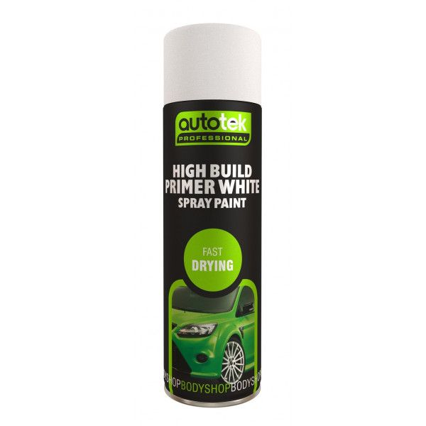 High Build Primer White 500Ml