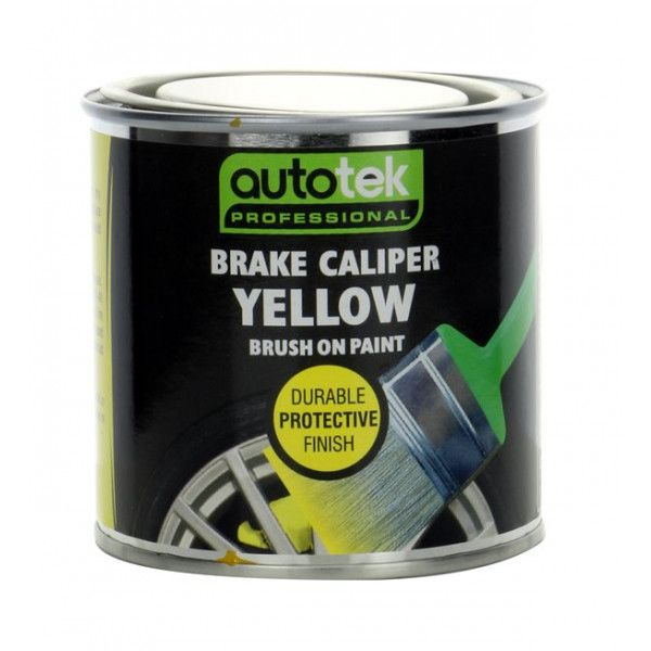 Caliper Paint Yellow 250Ml