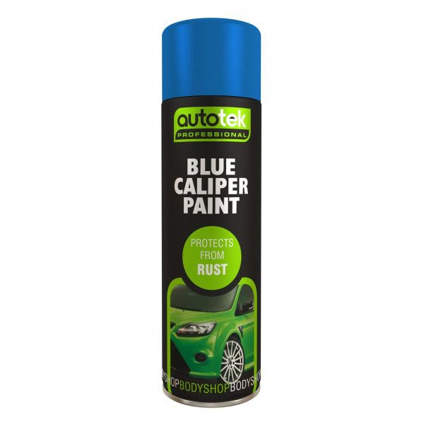 Aerosol Caliper Paint Blue 500Ml