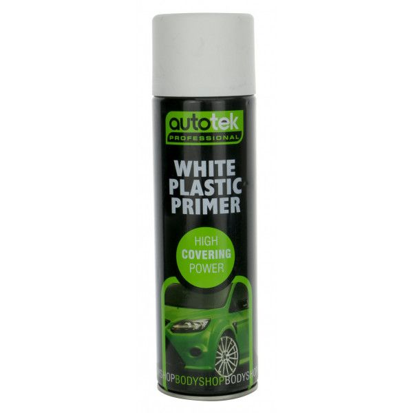 Plastic Primer White 500Ml