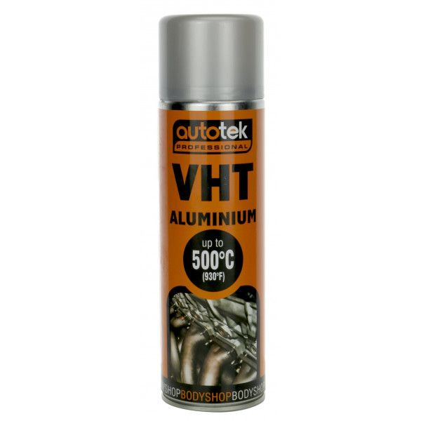 Vht Paint Matt Aluminium 500Ml