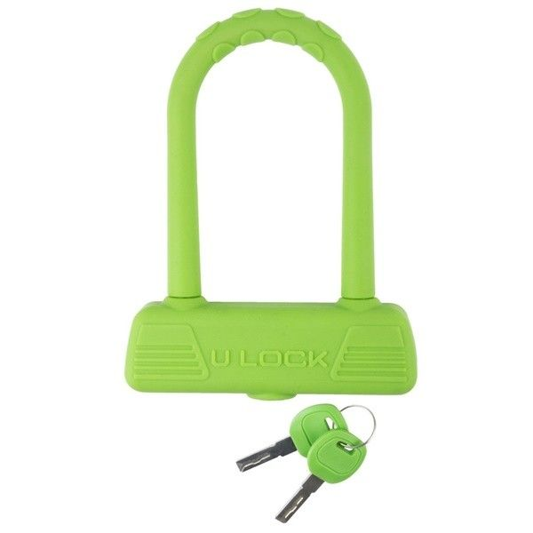 Silicone Shackle Cycle Lock 130 X 210Mm