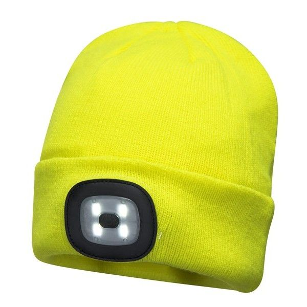 Beanie Led Head Light Hat