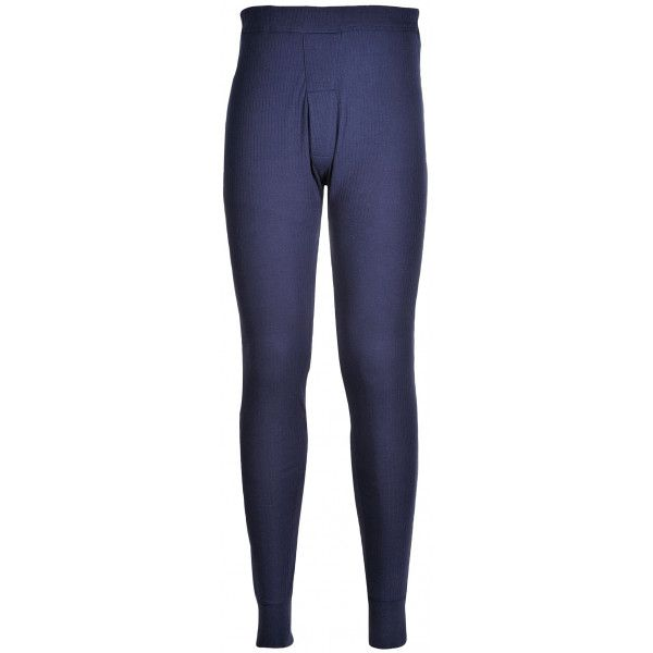 Thermal Trousers Navy Medium