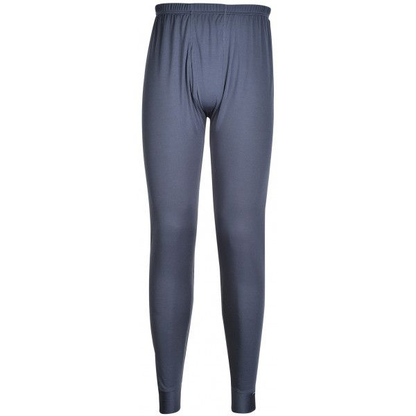 Thermal Base Layer Leggings Charcoal Large